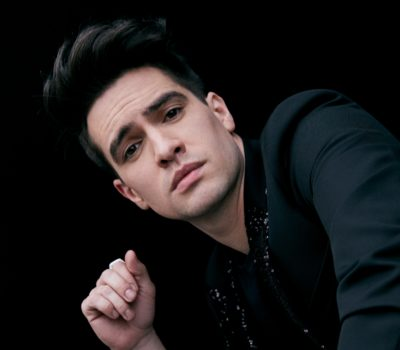 Brendon Urie of Panic at the Disco